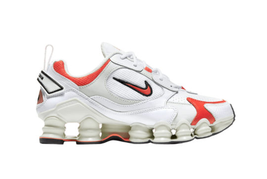 Nike Womens Shox TL Nova SM Team Orange at8046-101