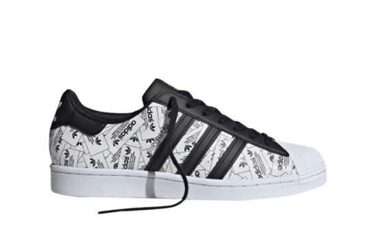 adidas Superstar Printed Whole Body White fv2819