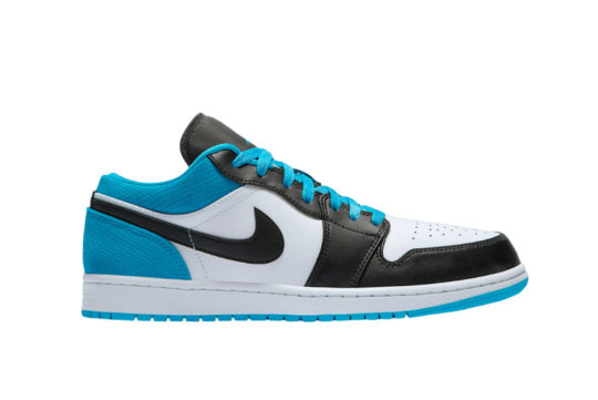 Jordan 1 Low Blue Black ck3022-004