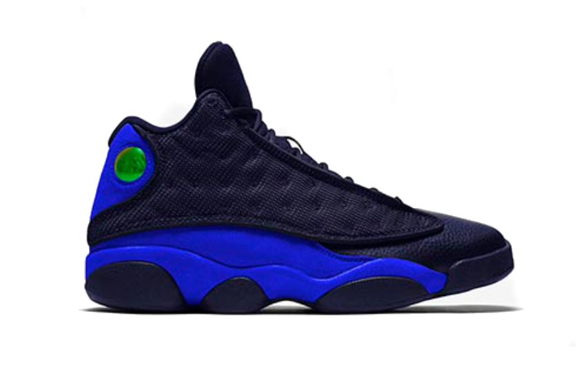 Air Jordan 13 Black Hyper Royal 414571-040
