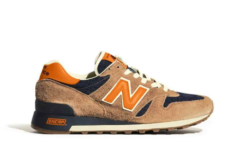 Levi's x New Balance M1300CL « Orange Tab » m1300lv
