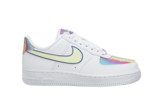Nike Air Force 1 Low Easter 2020 White Barely Volt cw0367-100