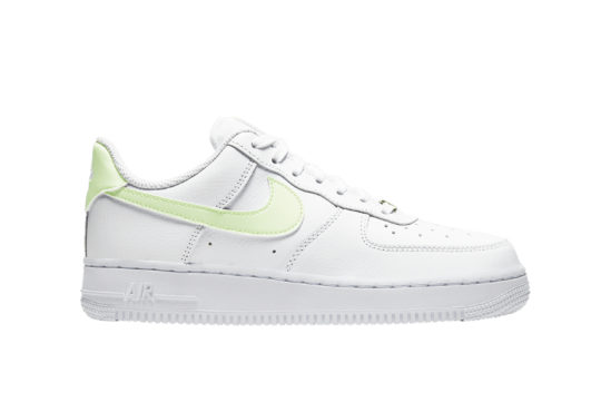 Nike Air Force 1 Low White Barely Volt 315115-155
