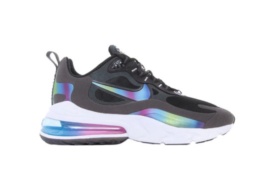 Nike Air Max 270 React Carbon Black ct5064-001