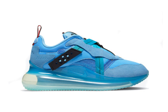 Nike Air Max 720 Slip OBJ University Blue da4155-400