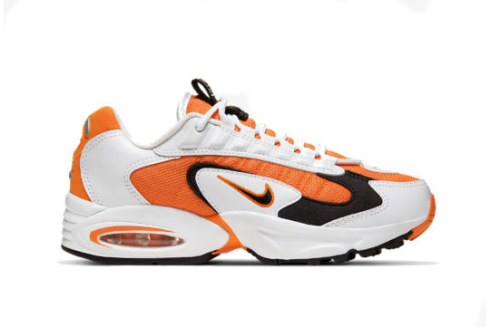 Nike Air Max Triax Orange Black ct1276-800
