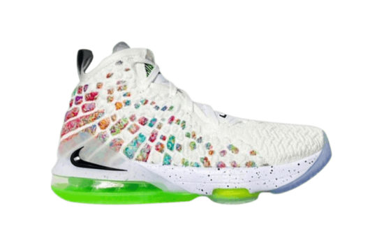 Nike LeBron 17 Command Force bq3177-100