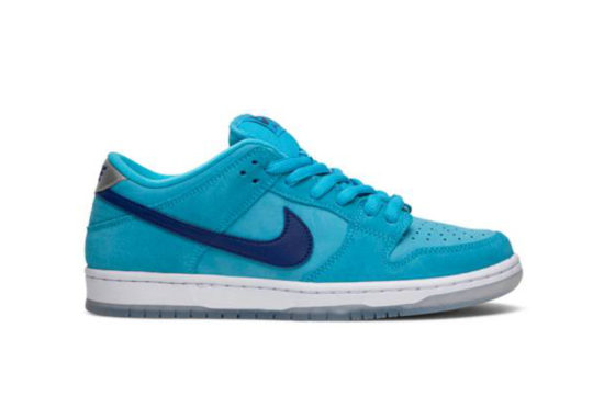 Nike SB Dunk Low Blue Fury bq6817-400