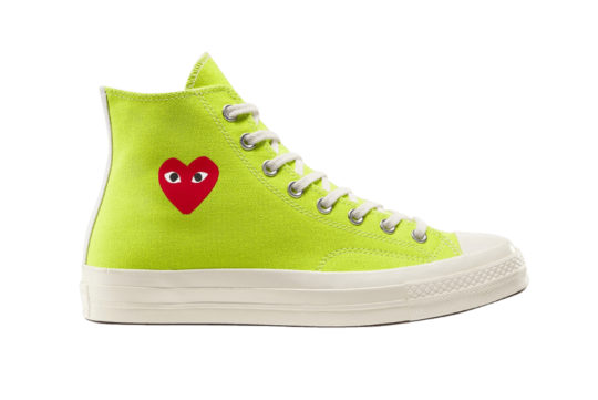 Comme des Garcons Play x Converse Chuck Taylor All Star 70 Green 168299c