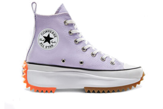 Converse Run Star Hike Moonstone Violet White 168286c