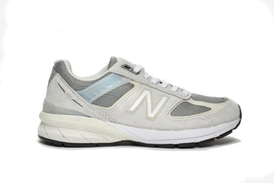 New Balance 990 Grey White w990na5