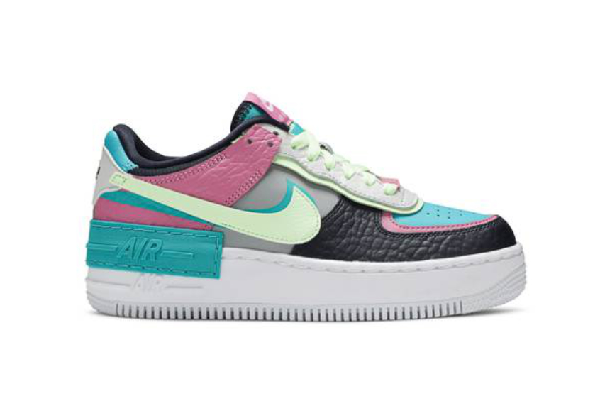 Nike Air Force 1 Shadow Grey Pastel : Release date, Price & Info