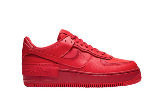 Nike Air Force 1 Shadow Red cu3012-661