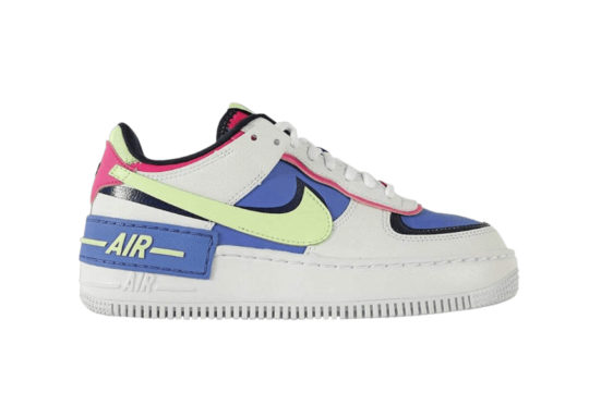 Nike Air Force 1 Shadow Sapphire White cj1641-100