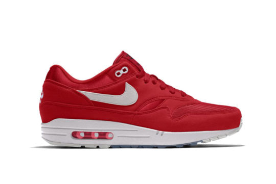 Nike Air Max 1 By You Red cn9671-991