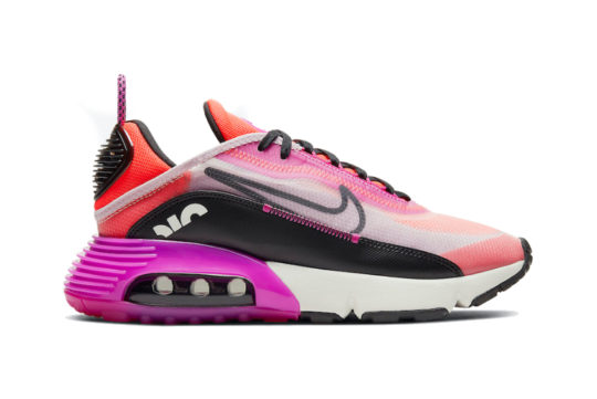 Nike Air Max 2090 Iced Lilac Black Pink ck2612-500