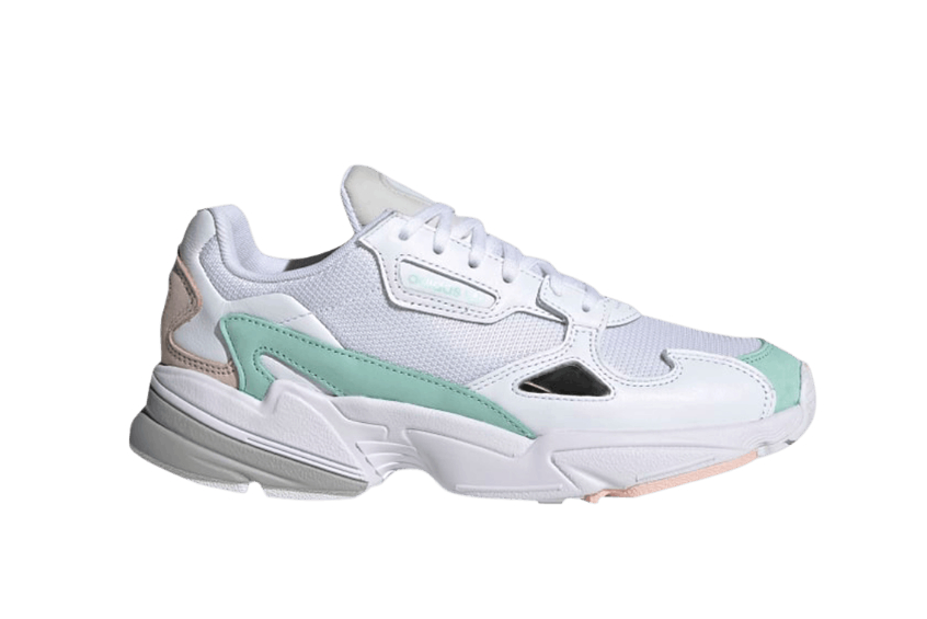 adidas Falcon Clear Mint : Release date