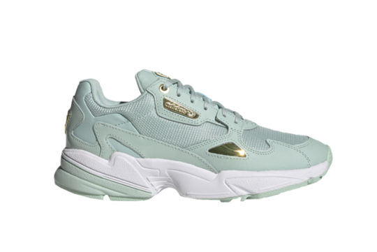 adidas Falcon Green Tint Gold Metallic fv5092