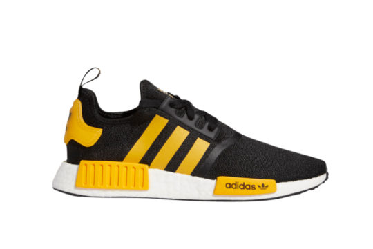 adidas NMD R1 Active Gold Black fy9382