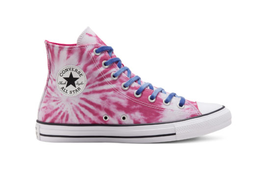 Converse Chuck Taylor All Star Twisted Vacation Cerise Pink 167928c
