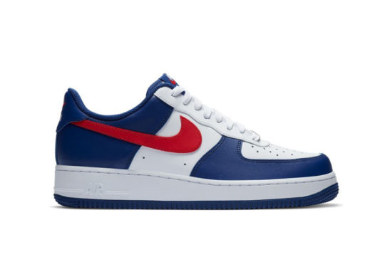 Nike Air Force 1 Low White Navy cz9164-100