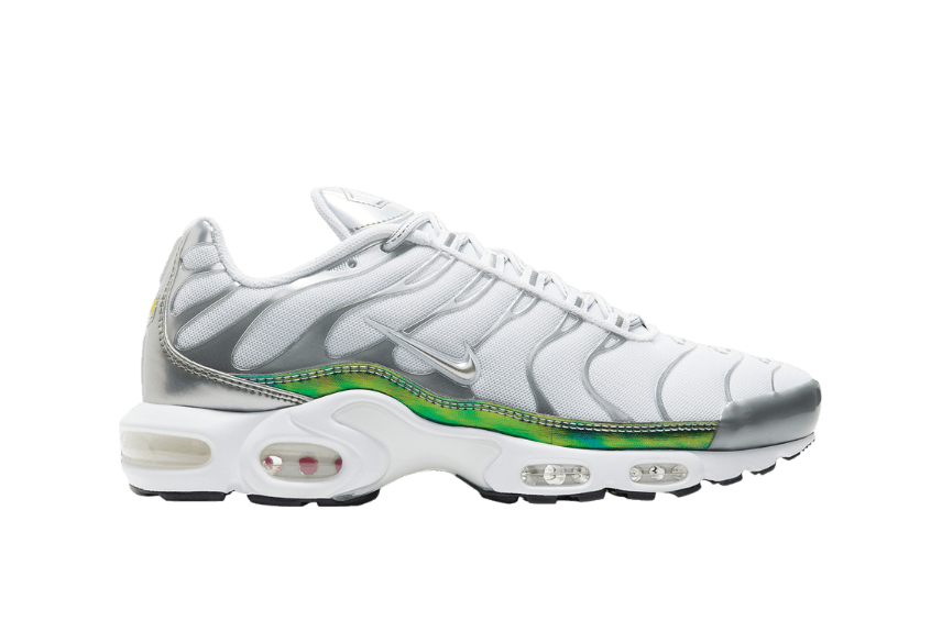 Nike TN Air Max Plus White Parrot Green : Release date, Price & Info