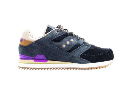Saucony x Lapstone & Hammer Courageous Moc Two Rivers s70506-1