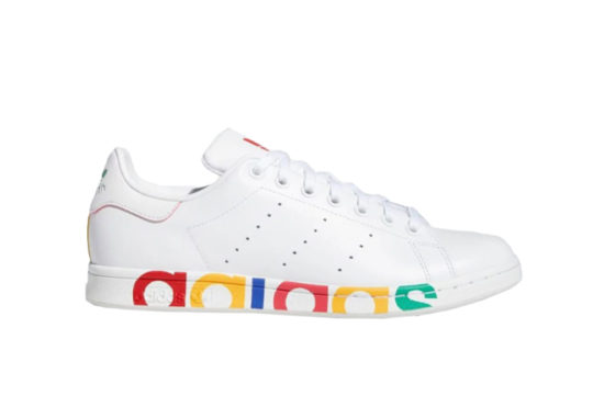 adidas Stan Smith Olympic Pack White fy1146