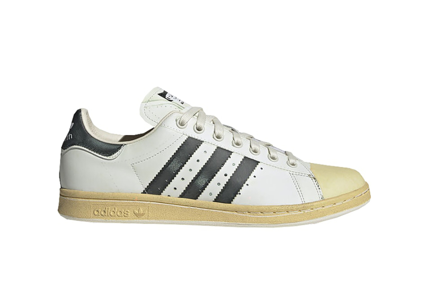 adidas Stan Smith Superstan Shine White Black fw6095