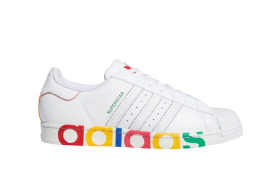adidas Superstar Olympic Pack White fy1147