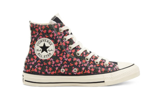 Converse Chuck Taylor All Star High Top Twisted Summer Egret Pink 568294c