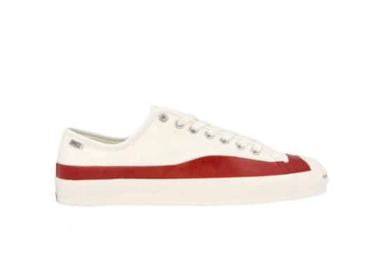 Pop Trading Co Converse Cons Jack Purcell Pro Low Red 169007c