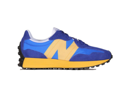 New Balance 327 Blue ms327clb