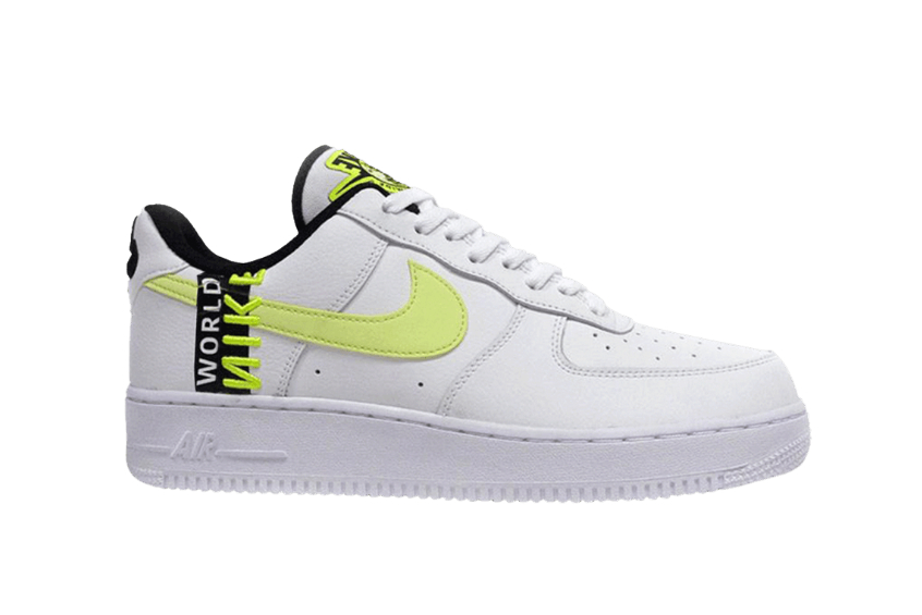 air force 1 low world