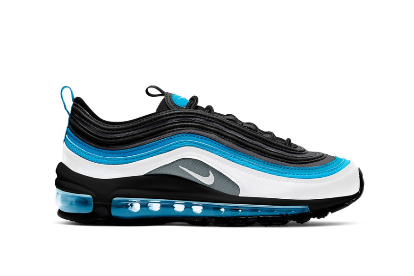 Nike Air Max 97 GS Aqua Blue : Release date, Price & Info