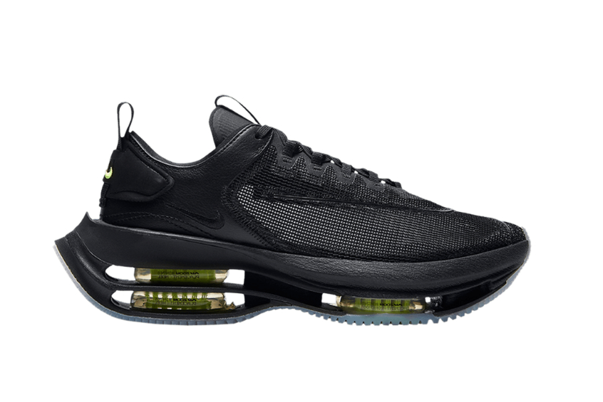 Nike Zoom Double Stacked Black Volt ci0804-001