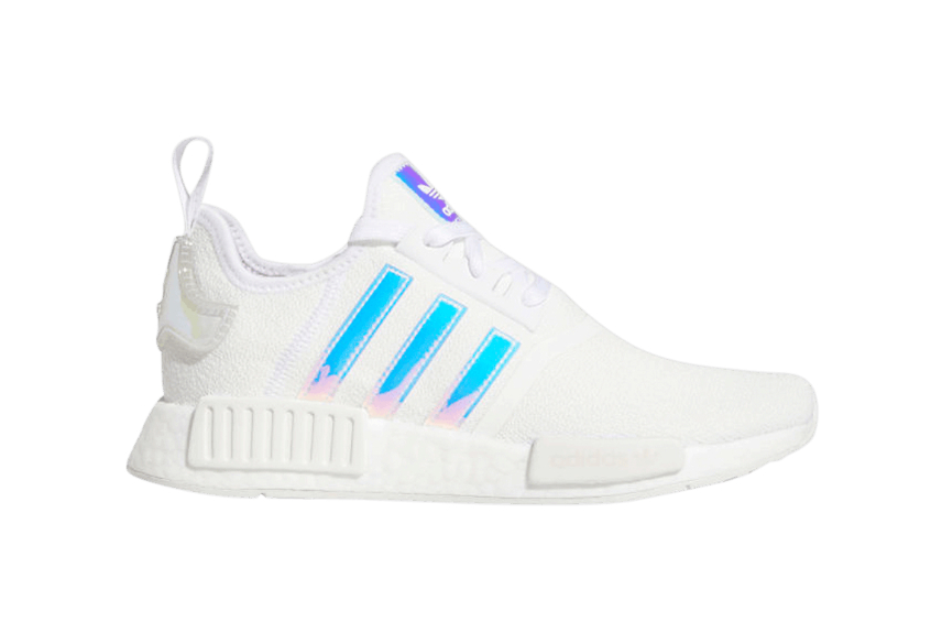 adidas NMD R1 Cloud White Iridescent fy1263
