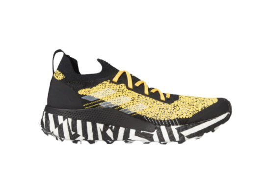 Parley adidas Terrex Two Ultra Trail Solar Gold fw7435