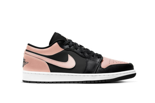 Jordan 1 Low Crimson Tint 553558-034