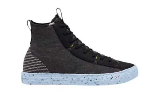 Converse Chuck Taylor All Star Crater Carbon Black 168600c
