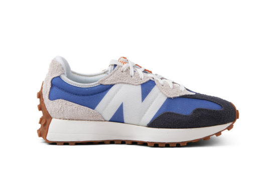New Balance 327 Magnetic Blue ws327coc