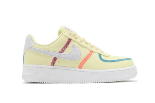 Nike Air Force 1 07 LX Life Lime Photon Dust ck6572-700