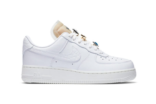 Nike Air Force 1 07 LX White Onyx cz8101-100