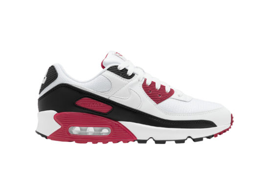 Nike Air Max 90 White Chile Red ct4352-104