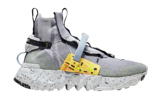 Nike Space Hippie 3 Grey Yellow cq3989-002