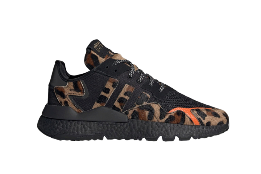 Uptown Deluxe x adidas Nite Jogger Core Black fy0025