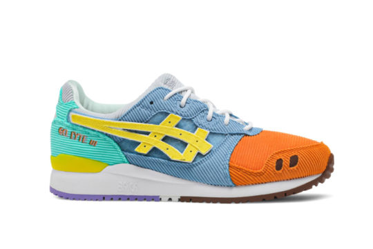 ASICS x ATMOS x Sean Wotherspoon Gel Lyte III 1203a019-000