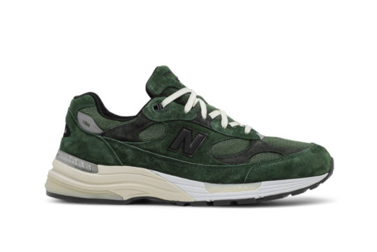 JJJJound x New Balance 992 Green m992jj