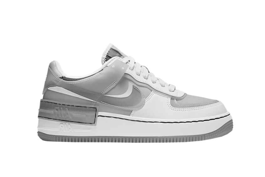 Nike Air Force 1 Shadow SE Particle Grey ck6561-100