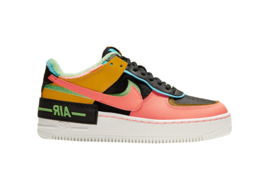 Nike Air Force 1 Shadow SE Solar Flare ct1985-700
